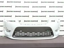 FORD MONDEO ST 2007-2010 FRONT BUMPER IN WHITE GENUINE [F197]