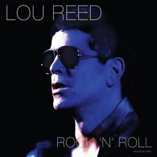 Lou Reed Rock & Roll LP 180g Blue Vinyl Vicious Berlin I'm so Free Sweet Jane