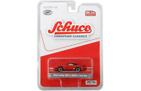 PRE-ORDER Schuco 1:64 European Classics - PORSCHE 911(930) TURB- MiJo Exclusives