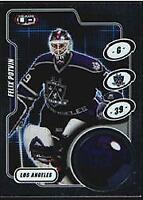 2001-02 Pacific Heads Up HD NHL #15 Felix Potvin - NM-MT