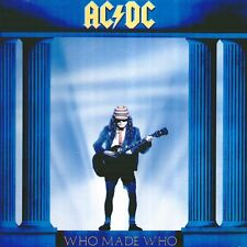 """AC/DC """" WHO MADE WHO """" LP NUOVO 1986 CANADA"""