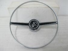 Mopar USED 1966 Dodge Coronet, Steering Wheel Chrome Horn Ring Center 2643686