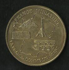 Jeton Monnaie de Paris 78990 : Elancourt 1998 : France Miniature comme un Geant