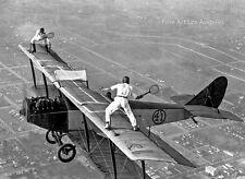 "Photo of  ""mid-flight tennis players"" 1925"