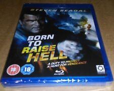 Born To Raise Hell (Blu-ray) Steven Seagal