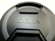 SIGMA 82mm Front Lens Cap snap on type Genuine original OEM EX APO LCF-82II