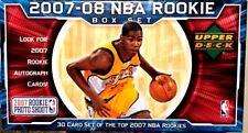 2007-2008 UPPER DECK NBA ROOKIE SET-BOXED SET-KEVIN DURANT RC GEM PSA10?
