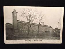 Antique POSTCARD - BEISTOL, CT., The Bristol, Mfg. Co. c1907 Postmarked