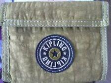 Kipling wallet billfold green