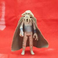 Vintage Star Wars Squid Head Action Figure w/ Blaster Weapon