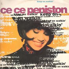 CE CE PENISTON - Keep On Walkin' - A&M