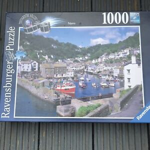 RAVENSBURGER 'polperro' 1000 Piece Jigsaw Puzzle
