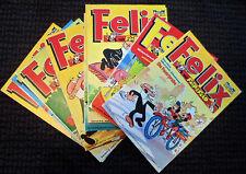 Felix 1013+1021+1022+1032+1036+1037-1041 Bastei Verlag