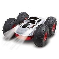 THE BLACK SERIES RC FLIP STUNT RALLY WITH REMOTE CONTROL KIDS TOY No box