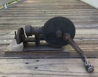 Vintage Stanley No.77 Dowel Making Machine Woodworking Tool