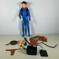 Johnny West Marx General Custer & Accessories 1965