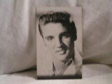 1960'S ARCADE CARD FOR ELVIS PRESLEY