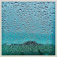Unique handmade Precipitation greeting card with professional print photograph