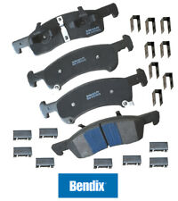 Disc Brake Pad Set Front Semi-Metallic BENDIX for Expedition Navigator 2003 - 06