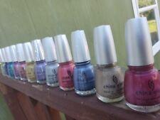 china glaze nail polish OMG set of 12 QT LOL TMI L8R G8R FYI GR8 IDK GR8 TTYL