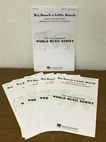 SATB Choral Octavo *LOT OF 15* FROM SEA TO SHINING SEA by S Hal Leonard Ward