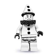 LEGO CMF S10 71001 – Sad Clown