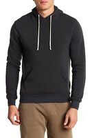 Alternative Men's Challenger Eco Pullover Hoodie Sweater Black Size Medium L XXL