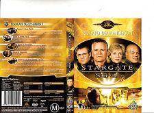 Stargate:SG.1-Season 7 no 5-TV Series USA-6 Episodes-2 Disc-DVD