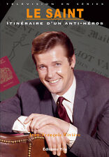 THE SAINT FRENCH BOOK ROGER MOORE RETURN OF THE SAINT ITC NEW IAN OLGIVY Templar
