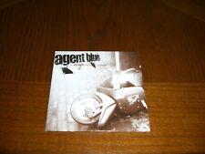 Agent blue-a stolen honde vision.promo cd.