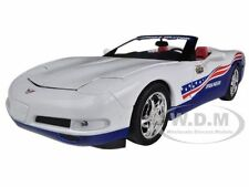 2004 CHEVROLET CORVETTE INDY PACE CAR CONVERTIBLE 1/18 MODEL CAR AUTOWORLD AW204