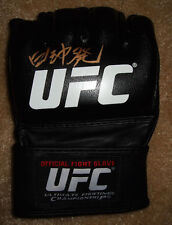 Hatsu Hioki Signed Official UFC Fight Glove w/ Exact PROOF Japan