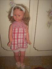 rara bambola Effe gigante 87 cm vintage