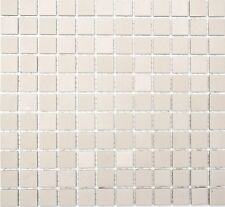 AT 518 Keramikmosaik beige Bad Wand Boden Küche WC rutschemmend Restposten RL50