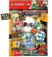 """Lego® Ninjago™ Serie 5 """" Next Level"""" Trading Card Game Starterpack"""