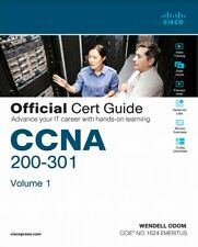 CCNA 200-301 Official Cert Guide, Volume 1 [PDF DOWNLOAD]
