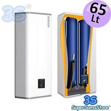 3S SCALDABAGNO ELETTRICO VERTIGO ATLANTIC 65 LT ULTRA PIATTO 30cm SCALDINO New