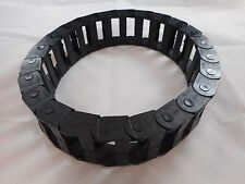 """NEW IGUS Energy Chain Cable Carrier E14-4-100 Series 1-7/8""""IW 3/4""""ID 32""""L"""