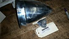 "ONE 5.75"" bradley rocket headlight housing polished aluminum 1-5600aa motorcycle"