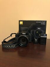 Used Nikon COOLPIX P900 Digital Camera #887