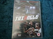 Triangle (DVD, 2008) new freepost