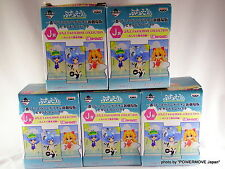 Petit Eva Evangelion 2nd Impact Swimsuit Figure Set of 5 and more 2011 Grab Box