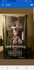 Living Dead Dolls Beatlejuice Carnival Beetlejuice