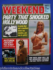 Weekend Magazine - Fatty Arbuckle, Casanova, Evelin Jorg    27th Aug 1975