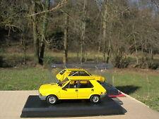 1/43 METAL FIAT RITMO 1979  5P. Jaune !