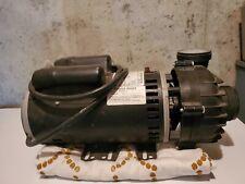 Rebuilt 6 hp 2 speed Spa hot tub pump/motor