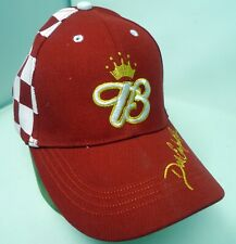 Nascar DALE EARNHARDT JR Budweiser 8 Racing Farmer Trucker Red Hat Cap