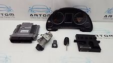 AUDI A4 B7 2.0 TDI 170BHP BRD ECU Kit Set con chiave 03G906018AQ/03 G 906 018 AQ