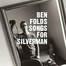 BEN FOLDS Songs For Silverman CD BRAND NEW