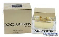 DOLCE & GABBANA THE ONE 1.7/1.6 OZ EDP SPRAY FOR WOMEN NEW IN BOX